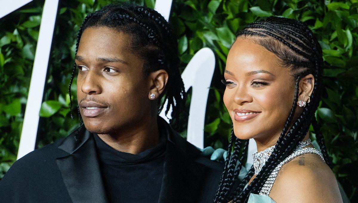 le rappeur américain A$AP Rocky s'est confié pour la première fois sur le couple qu'il forme avec la chanteuse Rihanna