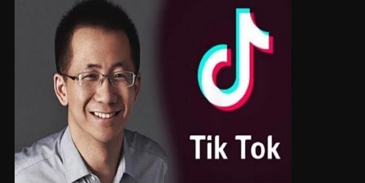 Zhang Yiming, PDG de ByteDance et fondateur de TikTok
