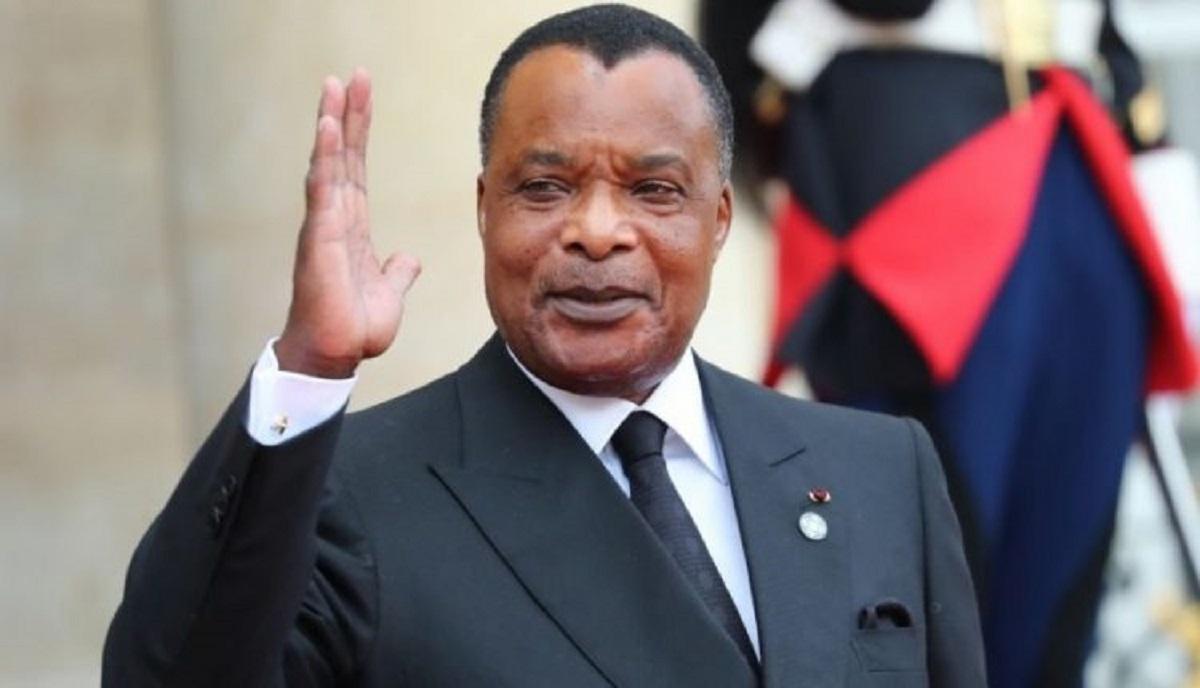 Denis Sassou-Nguesso, Président de la République populaire du Congo