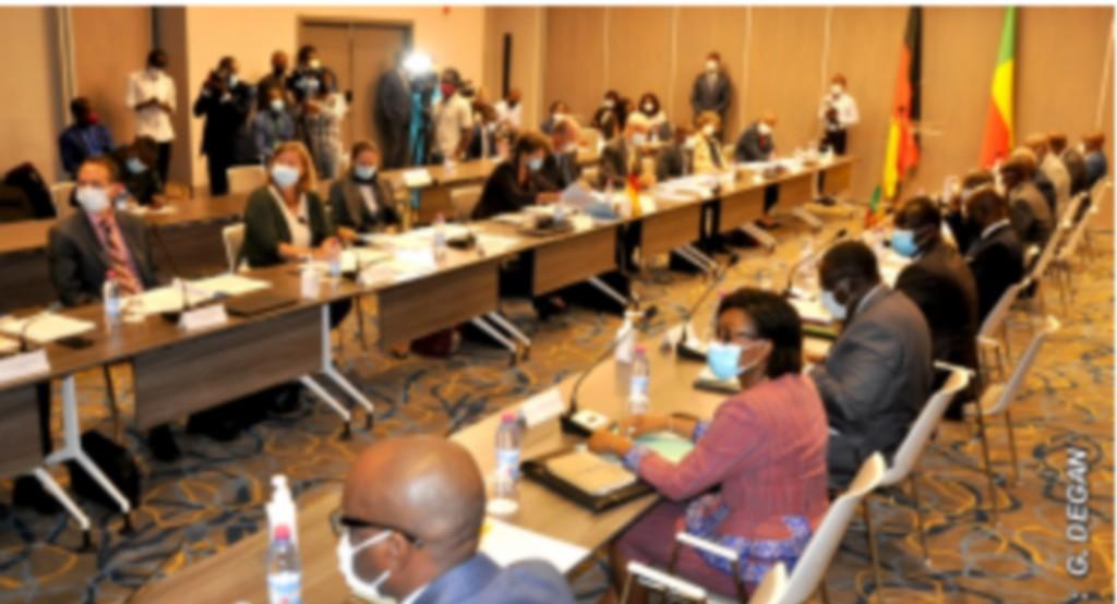 il y a 2 jours La Nation Bénin 21es négociations intergouvernementales