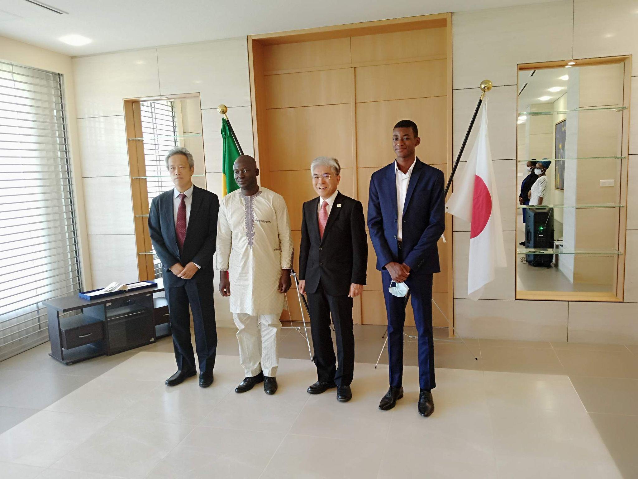 Ambassade du Japon au Bénin