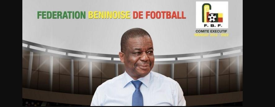 Le président de la Fédération béninoise de football (Fbf), Mathurin de Chacus