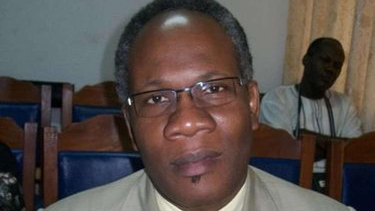 Joel-Atayi Guèdègbé - Acteur de la société civile