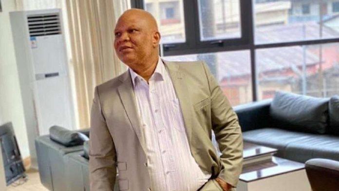 Séraphin Yéto, PDG de la société Sonimex